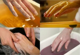 Пошаговая инструкция парафинотерапии для рук